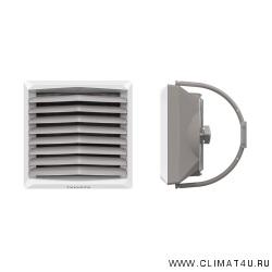 Водяной калорифер с вентилятором